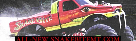 NEW Snake Bite Website!